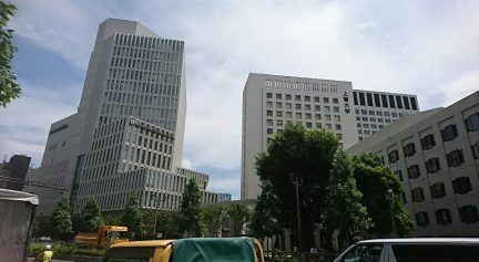 四谷キャンパス6号館